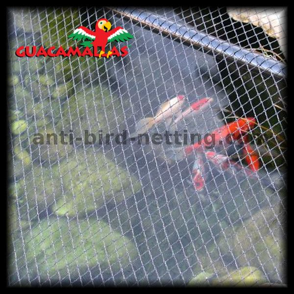GUACAMALLAS Anti Bird Netting, Best Protection for Aquaculture
